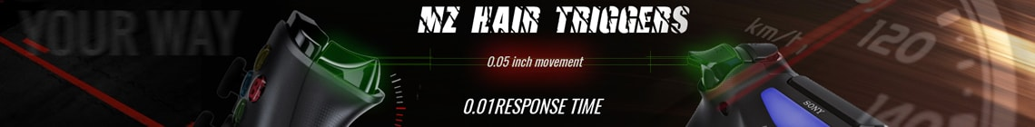 Xbox One and PS4 MZ HAIR TRIGGERS