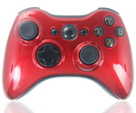 Xbox 360 modded controllers