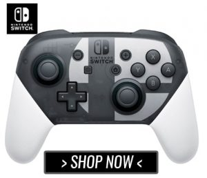 nintendo switch pro custom controller