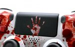 Bloody Hands CUSTOM MODDED PS4 CONTROLLER