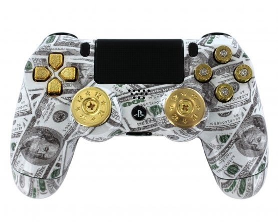 PS4 Modded Controller
