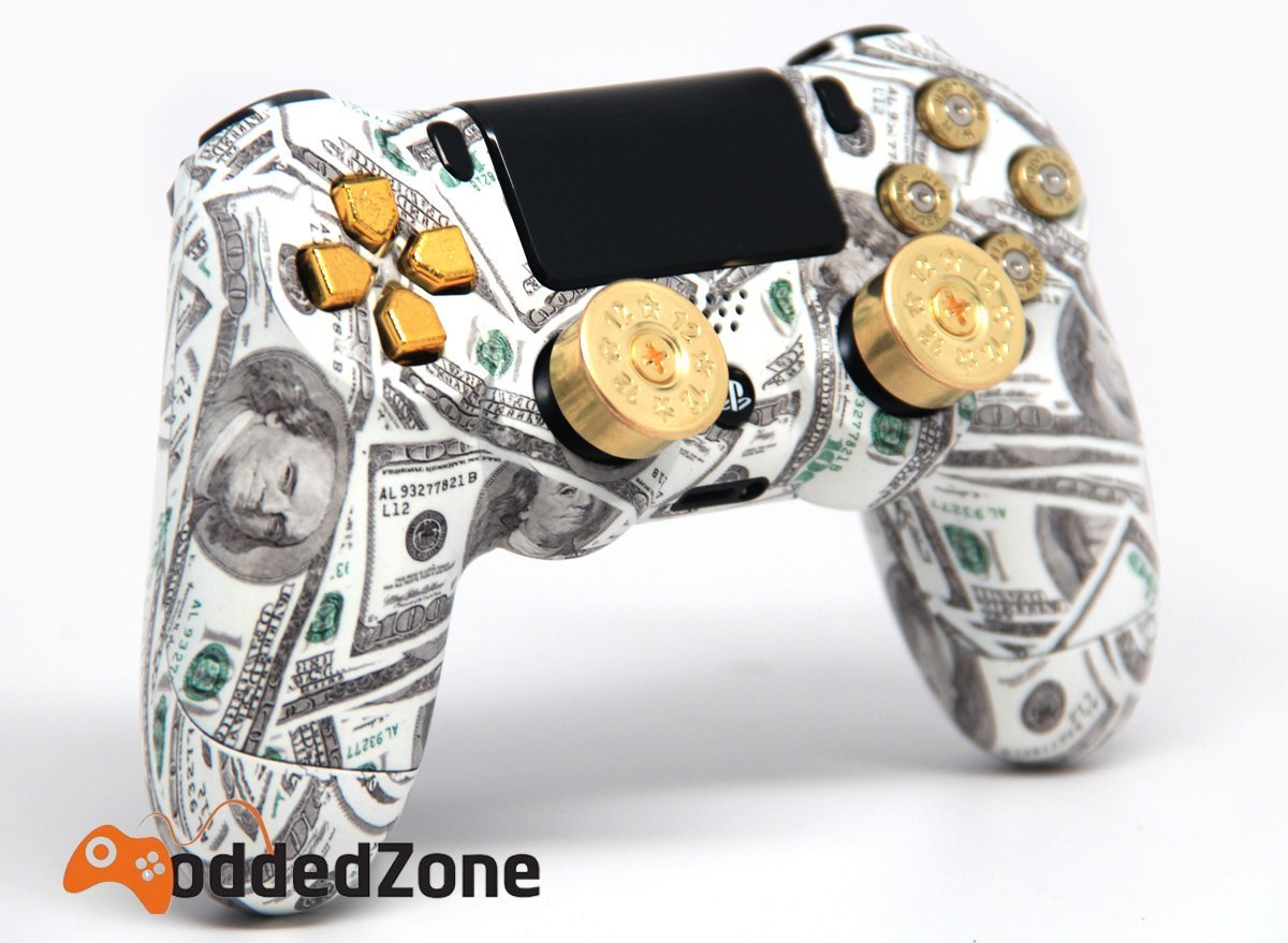ps4 controller money talks