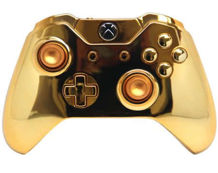 Gold XBOX ONE MODDED CONTROLLER