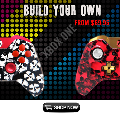 Xbox One Modded Controllers Build Your Own