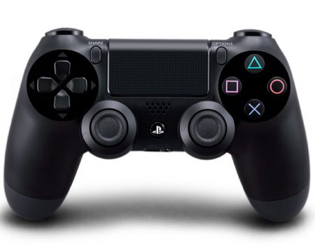 STANDARD BLACK PS4 MODDED CONTROLLER