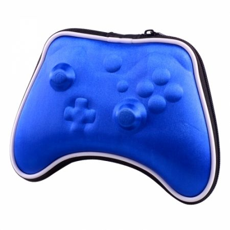 BLUE XBOX ONE AIRFORM CONTROLLER POUCH