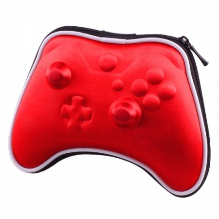 RED XBOX ONE AIRFORM CONTROLLER POUCH
