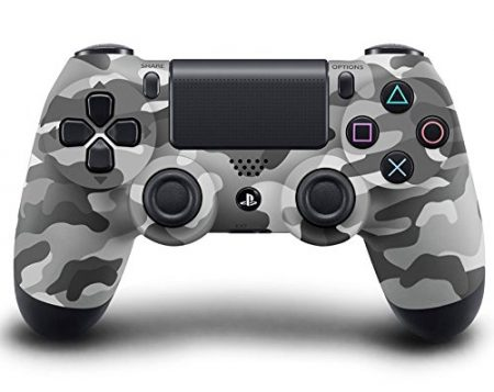 URBAN CAMO PS4 MODDED CONTROLLER