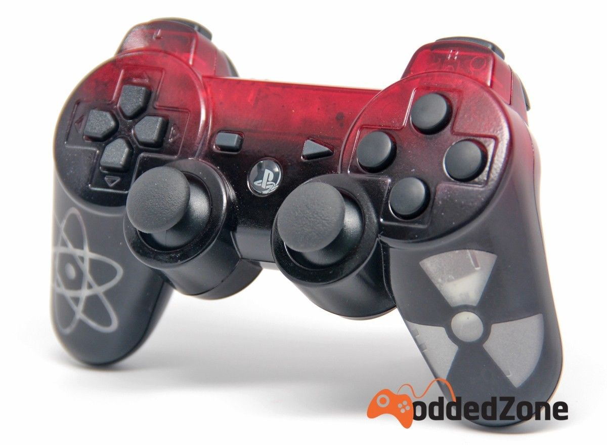 """""""NUCLEAR"""" PS3 MODDED CONTROLLER"""