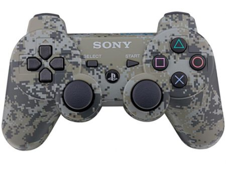 CAMO PS3 MODDED CONTROLLER