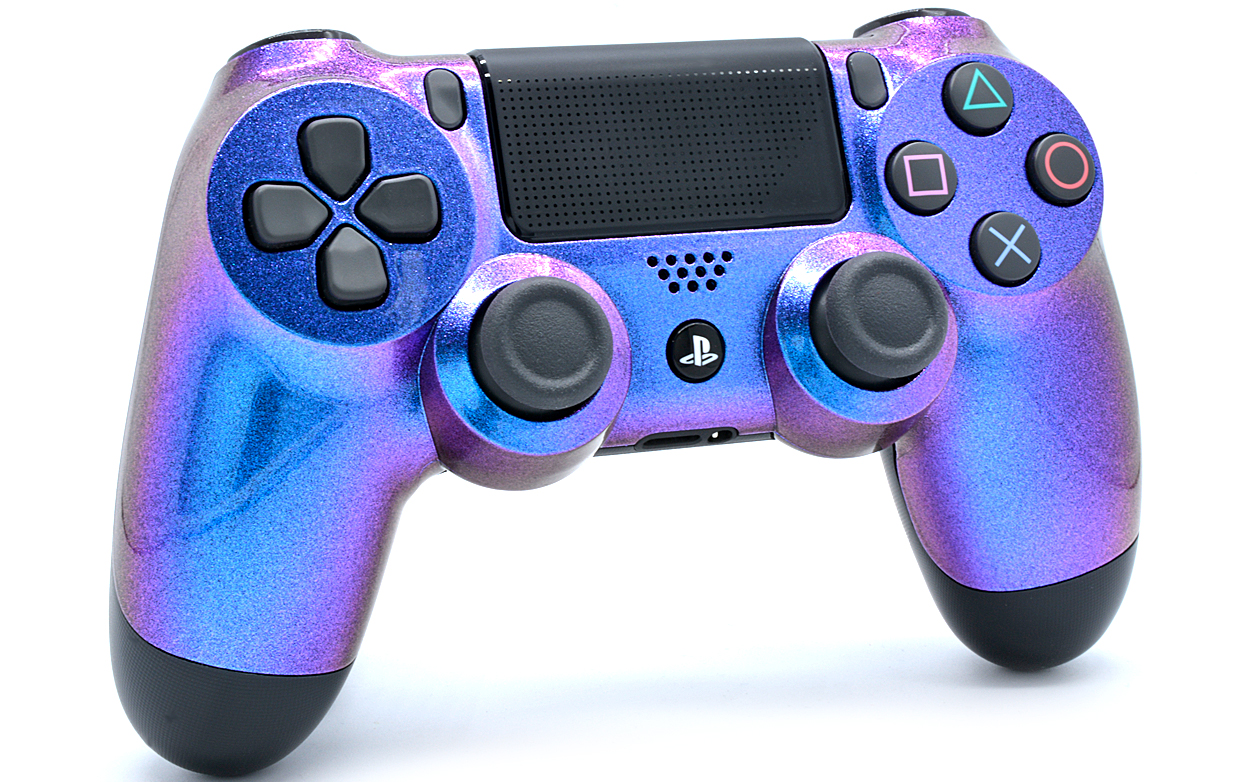 new ps4 controller how to connect