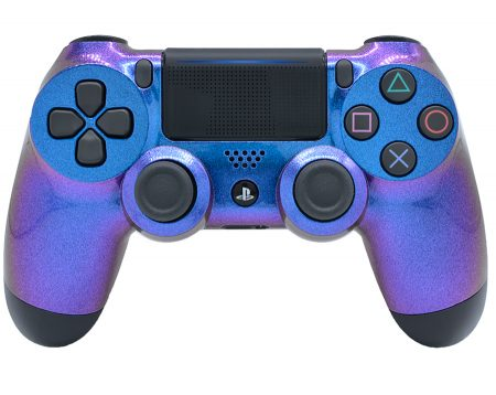 Enigma chameleon CUSTOM MODDED PS4 modded CONTROLLER