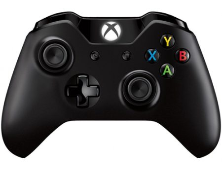 STANDARD BLACK XBOX ONE MODDED CONTROLLER