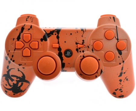 PS3 custom modded controller