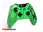 TOXIC GREEN XBOX ONE MODDED CONTROLLER