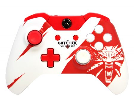 """""""WITCHER"""" XBOX ONE MODDED CONTROLLER"""