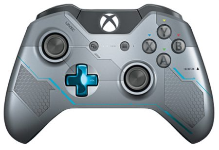 HALO 5 Guardians XBOX ONE MODDED CONTROLLER