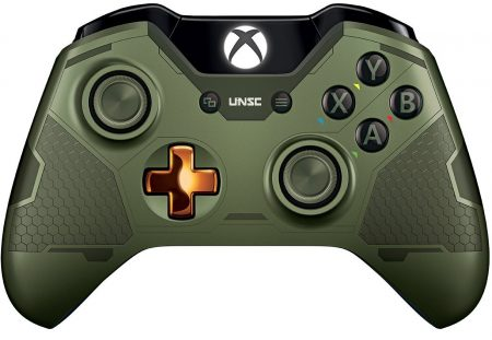 Halo 5 Xbox one modded controller
