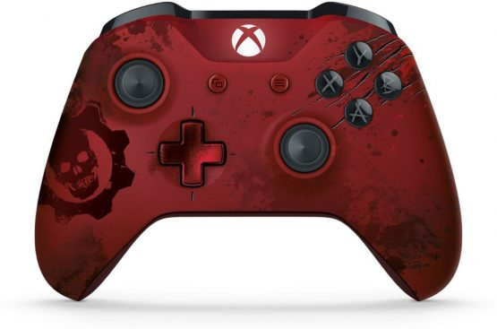 """Gears of War 4"" XBOX ONE S MODDED CONTROLLER"