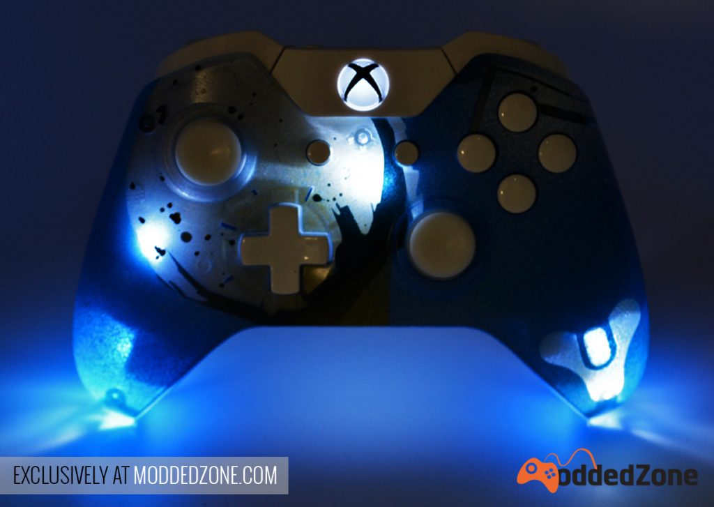 Check Out Our New Release Destiny Xbox One Modded Controller