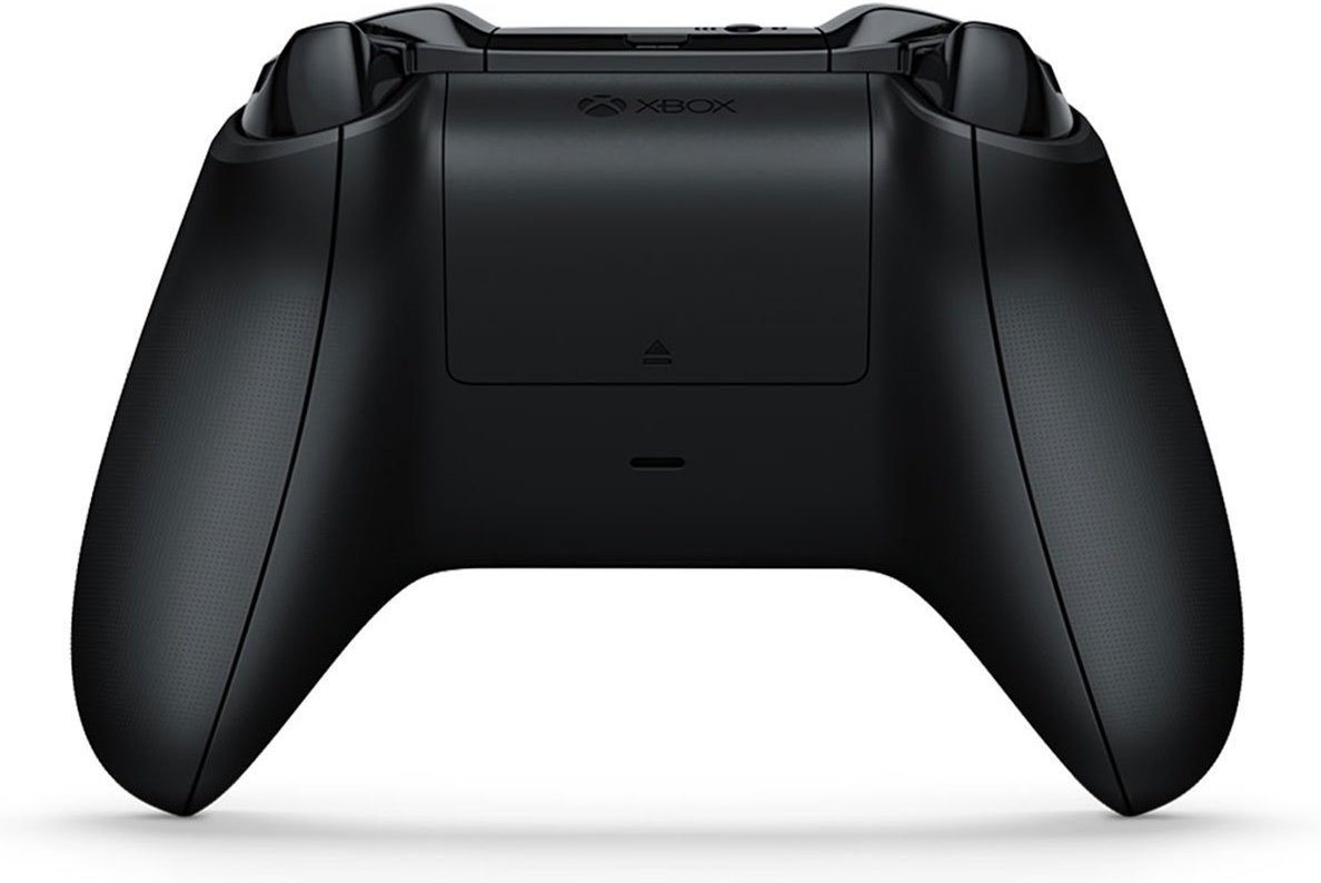 Xbox One Controller Back BLACK XBOX ONE S MODDE...