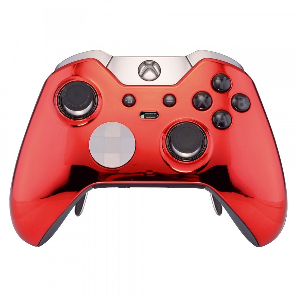 "Xbox One Red ""CHROME RED""..."