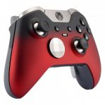 SHADOW RED xbox one elite modded controller rapid fire