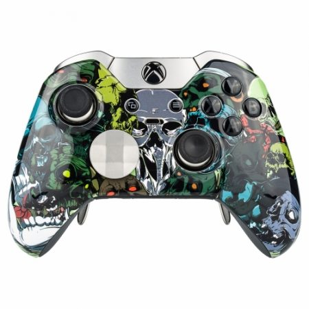GOW xbox one elite modded controller rapid fire