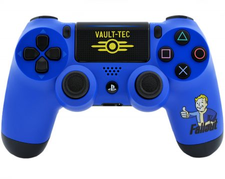 Custom modded playstation 4 controller