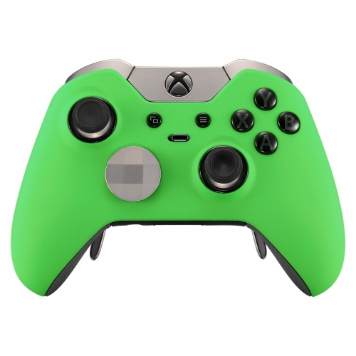 quotsoft touch greenquot xbox one elite modded controller