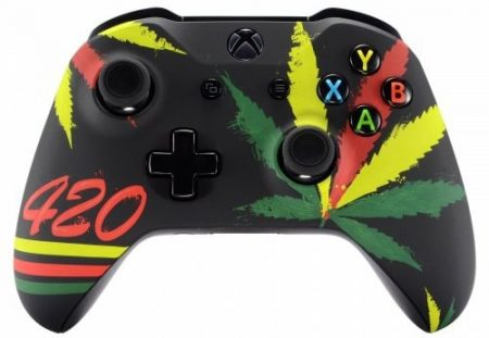 xbox one s modded controller