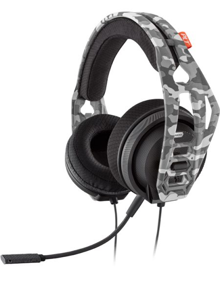 RIG 400HS CAMO STEREO GAMING HEADSET FOR PLAYSTATION 4