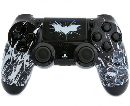 Batman PS4 custom modded controller
