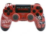 Deadpool PS4 modded controller
