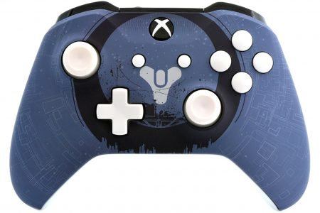 Xbox One S Destiny modded controller