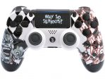 Joker PS4 modded controller