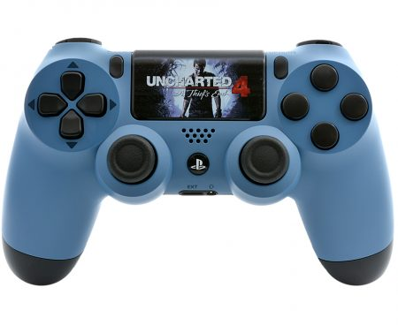PS4 uncharted 4 modded controller