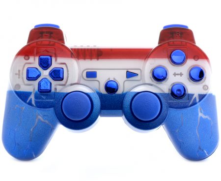 American Thunder PS3 custom modded controller