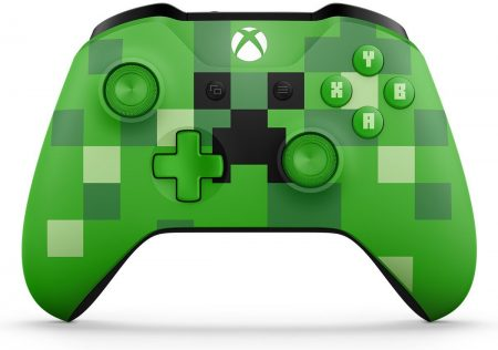 xbox one s modded controller minecraft