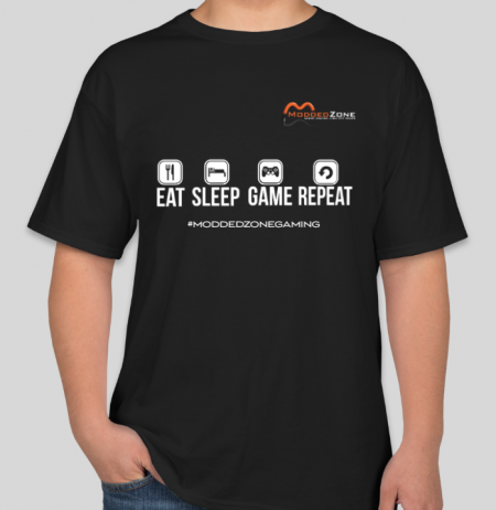 ModdedZone Custom Gaming T-shirt