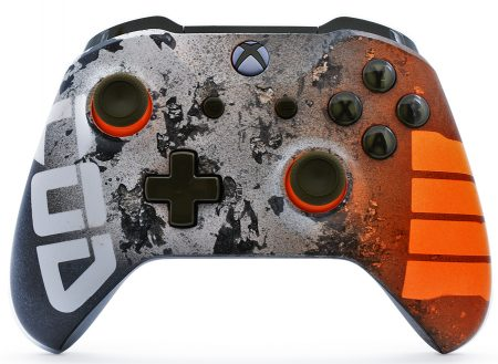 """COD BO4"" XBOX ONE S MODDED CONTROLLER"
