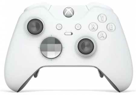 """WHITE EDITION"" XBOX ONE ELITE MODDED CONTROLLER"
