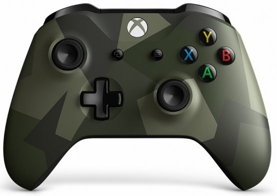 """Armed Forces"" XBOX ONE S MODDED CONTROLLER"