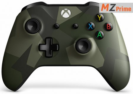 MZ PRIME ARMED FORCES XBOX ONE S MODDED CONTROLLER